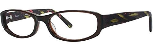 KENSIE Eyeglasses TRANSLUCENT Tortoise 51MM