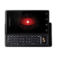 The first Android-powered phone for Verizon Wireless, the 3G-enabled Motorola DROID smartphone offers a full package of powerful mobile connectivity--from easy access to all your social networks and viewing of full Web sites, to spoken turn-b...