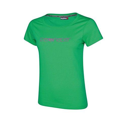 Con Da Donna Febbre Verde Berg Logo shirt T 56wXUxUq