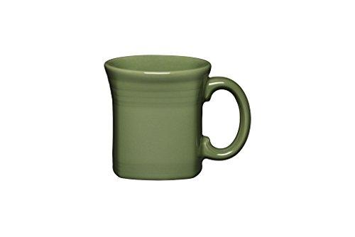 fiesta ware square mug - 4