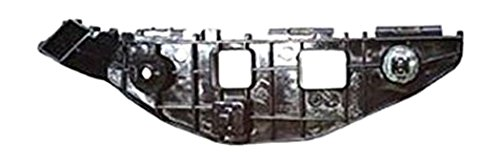 OE Replacement Lexus RX350/RX450H Front Passenger Side Bumper Cover Support (Partslink Number LX1043104)
