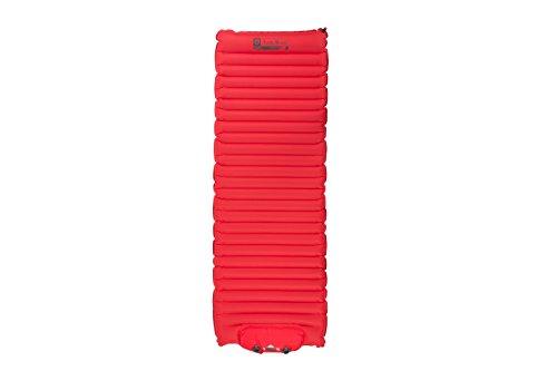 Nemo Equipment Cosmo 25 Long Sleeping Pad, Fire Red ()