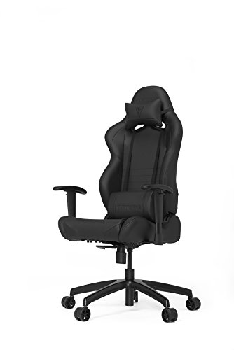 Vertagear Racing Series S-Line SL2000 Ergonomic Office Chair – Black/Carbon (Rev. 2)
