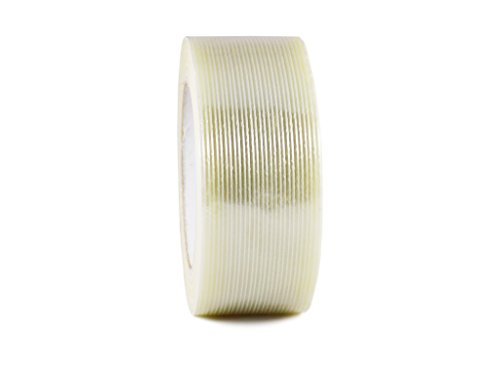 T.R.U. FIL-795 Filament Strapping Tape: 2 in. wide x 60 yds. (4 Mil) (Pack of 1)