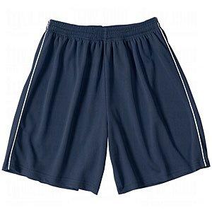 Vizari Adult Dynamo Soccer Shorts, Navy, Medium