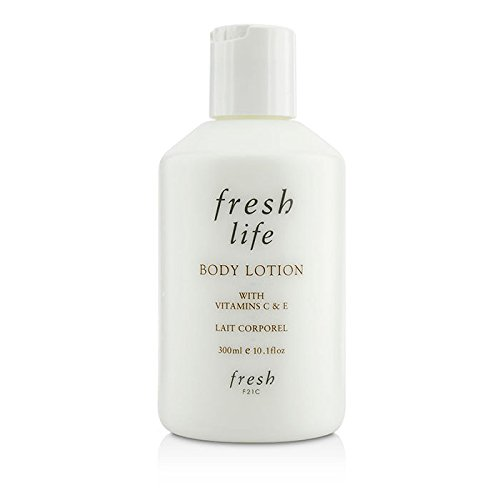 - Fresh Life Body Lotion, 10 Ounce (300Ml)
