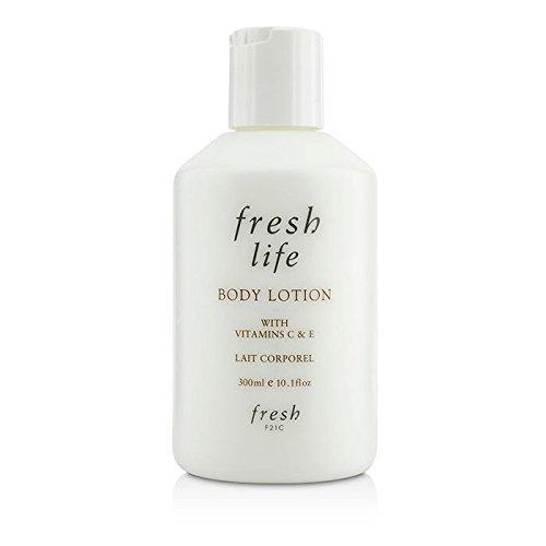 Fresh Body Lotion - Fresh Life Body Lotion, 10 Ounce (300Ml)