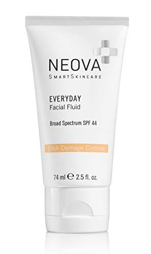 NEOVA DNA Damage Control Everyday SPF 44, 2.5 Fl Oz (Best Sun Damage Repair Cream)