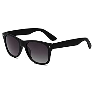 Kids Soft Frame Sunglasses AGE 3-12 - Black