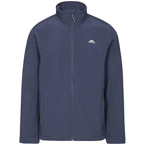 Blu Giacca Navy Softshell Uomo Trespass Vander Cw5qxIEWUS