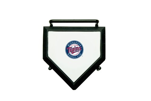 MLB Minnesota Twins Home Plate 4-pack Coaster Set