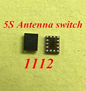 2 unids/lote ic 1112 para iphone 5S U13_RF Interruptor de ...