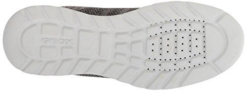 Geox Herre Sneakers U Erast Flåde U823eb 01122 C4002 Grå jGeWJb
