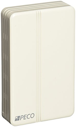 Peco SP155-017 Trane Compatible Zone Sensor, White by PECO (Image #1)