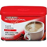 Maxwell House International Cafe Cafe Vienna Beverage Mix, 9 oz(Pack of 4)