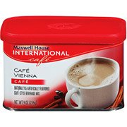 Maxwell House International Cafe Cafe Vienna Beverage Mix, 9 oz(Pack of 4) by Maxwell House