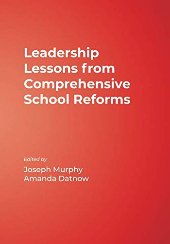 Leadership Lessons from Comprehensive School Reforms (Corwin Press) from Brand: Corwin