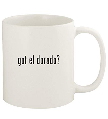 The Road To El Dorado Costumes - got el dorado? - 11oz Ceramic White Coffee Mug Cup,