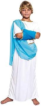 Disfraz Griego niño Infantil para Carnaval (3-4 años) (+ Tallas ...