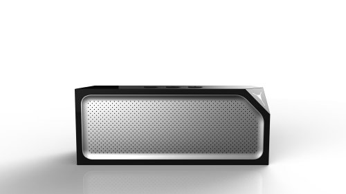 EDGE.sound Wireless Bluetooth Speaker for iPhone5, iPad and Android devices by CUBEDGE
