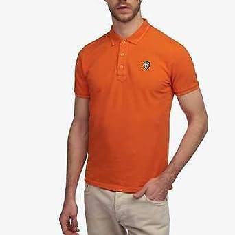 Blauer - Polo para Hombre, Color Naranja Arancione XXL: Amazon.es ...