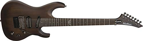 Washburn 7 String Solid-Body Electric Guitar, Dark Ash Matte (PXS29-7FRDSAM-D)