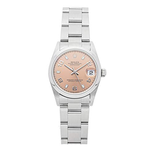 Rolex Datejust Mechanical (Automatic) Pink Dial Womens Watch 78240 (Certified Pre-Owned)