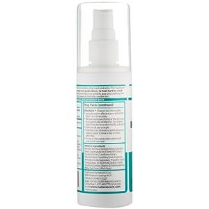 Nature's Cure Body Acne Treatment Spray - 3.5 fl oz