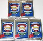 1989 Upper Deck Baseball 5 pack lot (possible Griffey RC)
