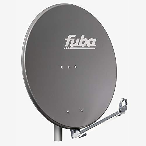 Fuba DEK 417 Quad LNB 4K HDTV UHD mit Einem integriertem Quattro Switch f/ür den Direktanschluss von 4 Teilnehmer Receiver mit 8X F-Stecker