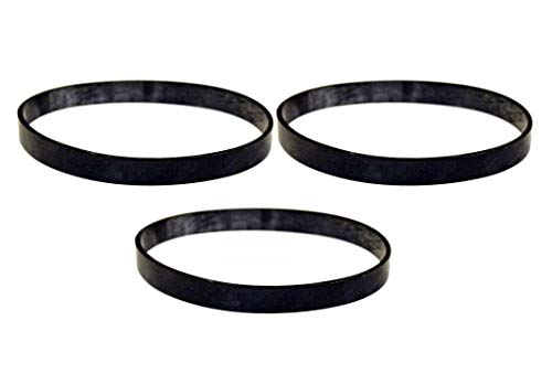 (Vacuum Parts) Vacuum Cleaner Belts for Fantom Thunder 71023 3 Belts ()