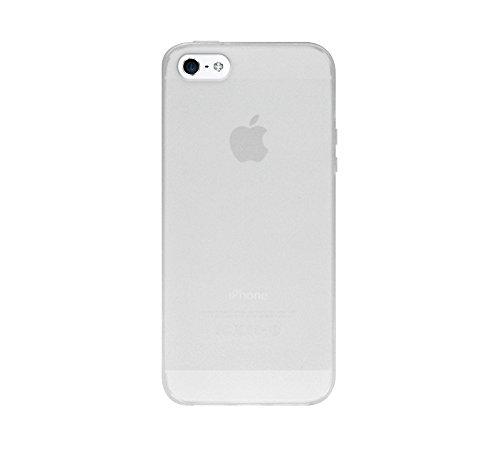 Katinkas KATIP51123 Soft Cover für Apple iPhone 5 matt/klar