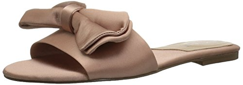 (CHARLES DAVID Women's Slipper Ballet Flat, Blush, 6.5 Medium)
