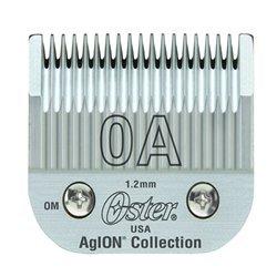 Oster Agion Hair Clipper Blade- Size OA- For Classic 76, Star-Teq, Power-Teq & Power Line - Clipper Blade Agion