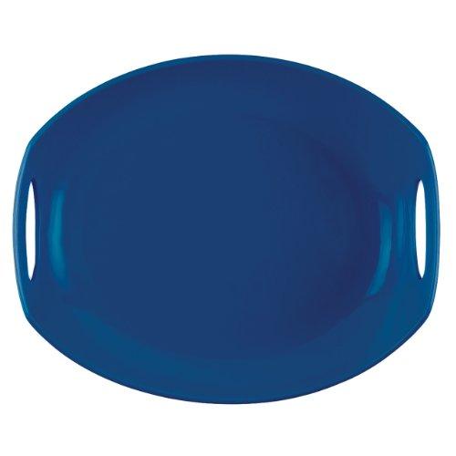 DANSK Classic Fjord Platter, Nordic Blue