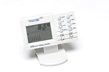 ultmost 56360 voz alarma reloj: Amazon.es: Electrónica