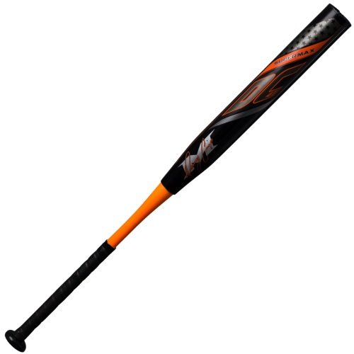 "Miken Sports DC-41 14"" Supermax MDC17A-3-27 Softball Comp Bat 34x27 Denny Crine"