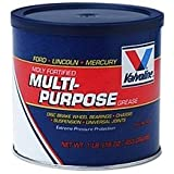 Valvoline VV632 Moly Fortified Multi-Purpose Grease ( for Ford, Lincoln and Mercury Vehicles), Single Pack by Valvoline