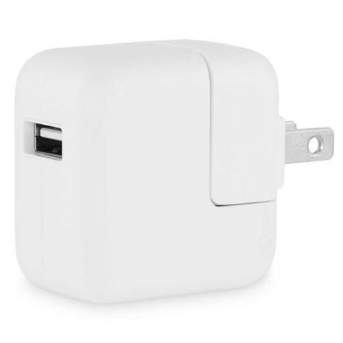 PinPle High Quality Lovely 10W 5V 2.1A Power Plug Adapter Cube Head Wall Charger for Apple iPhone 5S, 5C, 5, 4S, 3GS, 3G,...