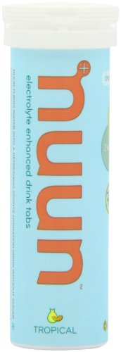Nuun Drink Mix, Tropical, 12 Count