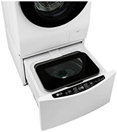 LG TWINWash Mini - Lavadora (Pedestal, Carga superior, Blanco ...