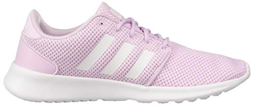 adidas Women's Cloudfoam QT Racer, White/aero Pink, 5.5 M US by adidas (Image #6)