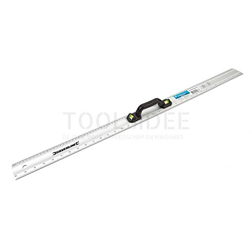 Silverline 910 mm. Marking Ruler with Spirit Level toolsidee