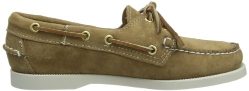 Suede Shoes Sand Sebago Women's Gold Docksides Boat nwFqfqY1