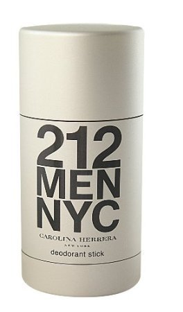 Carolina Herrera 212 Deodorant Stick for Men, 2.1 Ounce by Carolina ()
