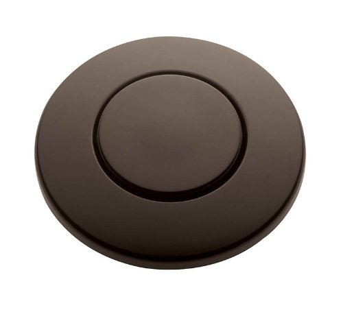 (InSinkErator STC-ORB SinkTop Switch Push Button, Oil Rubbed Bronze)