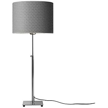 Amazon Com Ikea 201 908 34 Alang Table Lamp Nickel