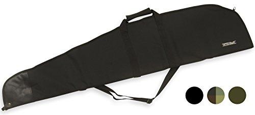 Nitehawk Wide Padded Rifle Gun Bag Carry Slip/Case Air Shooting Black