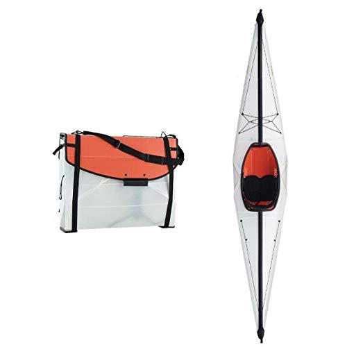 Oru Kayak BayST Folding Portable Lightweight Kayak - High...
