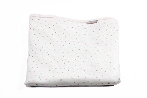 (Baby Sense Cuddlewrap Swaddle Blanket/Award-Winning Baby Wrap   Stretchy & Safe 100% Premium Cotton + Breathable Fabrics for Sleep, Body Temperature, Feeding, Calming)